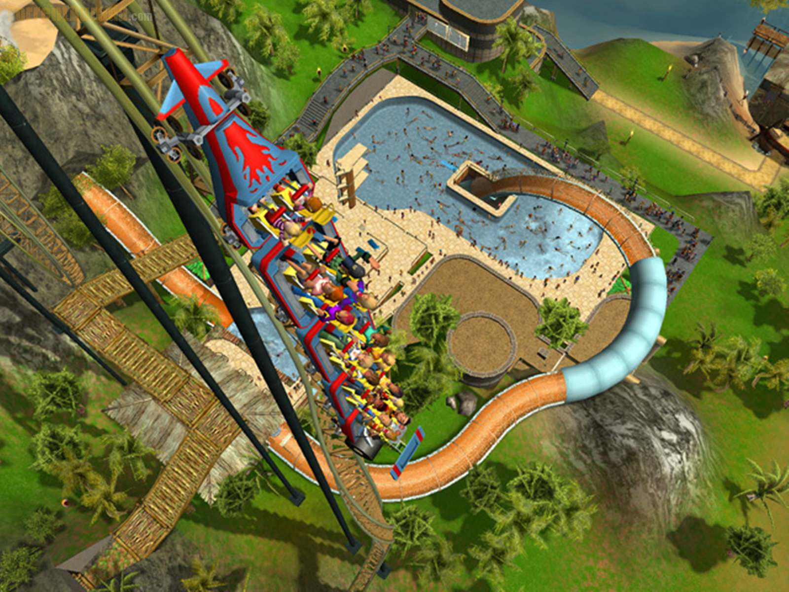 Rollercoaster tycoon 3 wild guide
